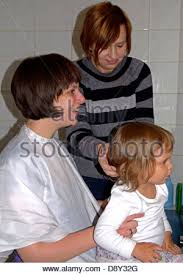 2 year hair cut a baby having his first hair cut aged 1 one year old baby is