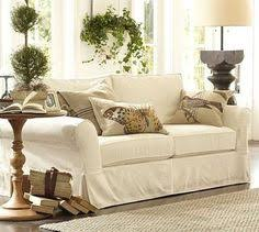 Ebay Sofa Slipcovers by Pb Comfort Roll Slipcovered Box Edge Cushion Sofa Potterybarn 95
