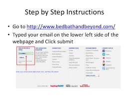 Bed Barh And Beyond Coupons Three Simple Step On How To Get Bed Bath And Beyond Coupons