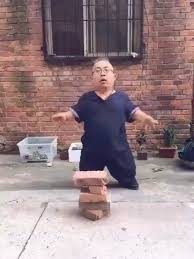 Meme The Midget Love Doll - a bad ass midget showing us some true karate skills gif on imgur
