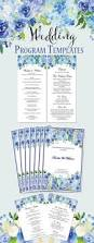 Create Your Own Wedding Program Make Your Own Wedding Programs Diy Order Of Service All