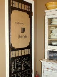 diy pantry door do it your self