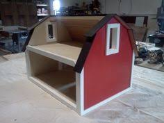 Wood Plans For Toy Barn by Diy Toy Wooden Barn Wooden Barn Handmade Toys And Barn