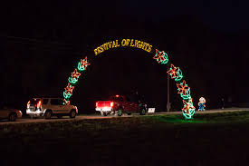 branson drive through christmas lights north pole productions producers of memorable experiences