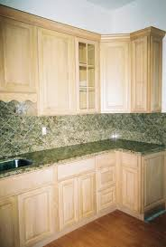 Natural Maple Kitchen Cabinets Kitchen Cabinets Counters Nice Home Design