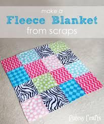 25 unique fleece projects ideas on no sew fleece diy
