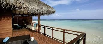 chambre sur pilotis maldives les maldives 3 formes d hébergement et pension le d