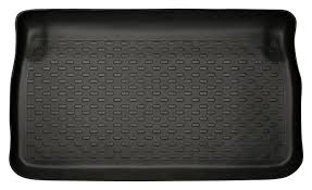 amazon com husky liners cargo liner behind 3rd seat fits 05 16