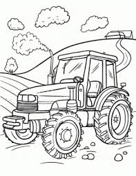 tractor trailer coloring pages 20 free printable truck coloring pages everfreecoloring com