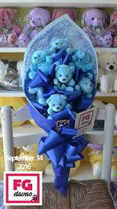 bears delivery bouquet blue bears flowers gifts delivery 0998 579 5720