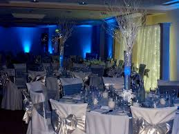 blue and silver wedding royal blue wedding table decoration royal blue and silver wedding