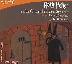 harry potter et le chambre des secrets harry potter et la chambre des secrets cd audio wiki harry