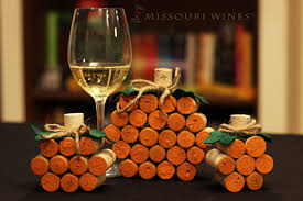 diy wine cork pumpkins mo wine