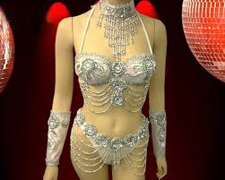 carnival costumes for sale samba showgirl top with matching 300 00