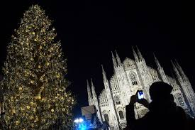 christmas displays in pictures the best and most magical italian christmas displays
