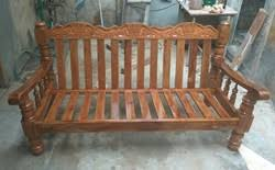 Teak Sofa Suppliers  Manufacturers In India - Teak wood sofa set designs
