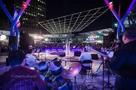 the lights festival houston 2016 the 7th annual houston palestinian festival jones plaza cultural