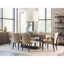 bandon rectangular dining table with two 20