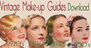 hair style names1920 the history of 1920s makeup glamourdaze