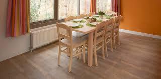 Bleached Laminate Flooring Home