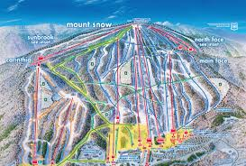 Breckenridge Ski Map Mount Snow Vt Trail Map Webcams