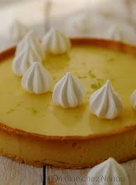 cuisine tarte au citron tarte au citron meringue croustillante plaisir gourmand