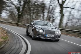 bentley continental gt speed revised official 2015 bentley continental gt speed gtspirit