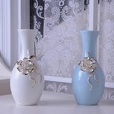 european style luxury home bone china ornaments handmade ceramic