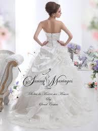 robe de mari e sissi robes de mariee princesse sissi jupe bouillons satin