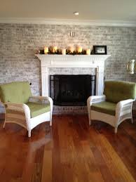 How To Update Brick Fireplace by Fireplace Remodel