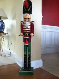 outdoor decorations costco uk nutcrackers