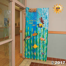 Under The Sea Centerpieces by Under The Sea Door Decoration Idea Art Ideas Pinterest