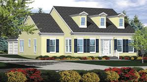 Cape Cod Home Plans Cape Cod Style Home Designs From HomePlanscom - Cape cod home designs
