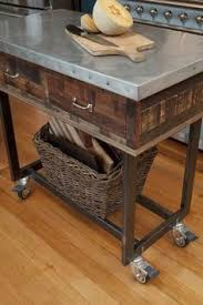Build Your Own Kitchen Table by Diy Idea Build Your Own Kitchen Island Cart U2014 Better Homes And
