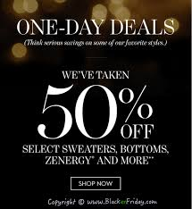 chicos sale chico s black friday sale 2018 outlet deals blacker friday