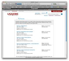 usajobs resume recipe for applying for federal fast the resume place