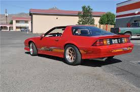 1989 chevy camaro iroc 1989 chevrolet camaro iroc z 28 custom 2 door coupe 177284