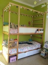 Ikea Kura Bunk Bed 20 Ways To Customize The Ikea Kura Loft Bed U0026 Make It Your Own