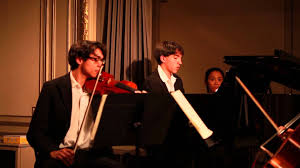 concours musique de chambre trio ranganathan 2nd prix musique de chambre concours international