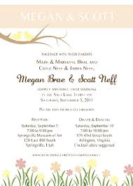 Wedding Announcements Wording Stunning Attire On Wedding Invitation Images Images For Wedding