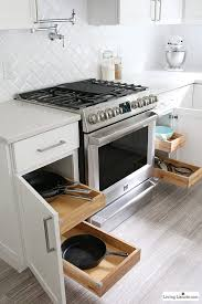 kitchen cabinet organizers for pots and pans pots and pans pull out drawer the best kitchen cabinet
