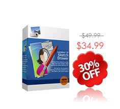 30 discount softorbits sketch drawer personal license coupon