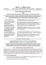 Retiree Resume Samples Coo Sample Resume Award Winning Executive Resume Writing Service