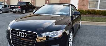 convertible audi 2016 used 2016 audi a5 convertible pricing for sale edmunds