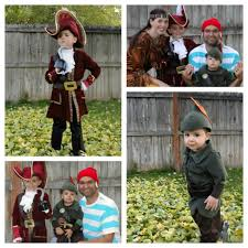 Disney Halloween Costumes For Family by Peter Pan Family Costume A Little Tipsy