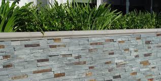 veneer retaining walls landscaping network