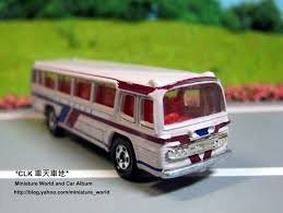 tomica mitsubishi fuso clk u0027s model car collection clk の車天車地 tomica 新潟交通觀光