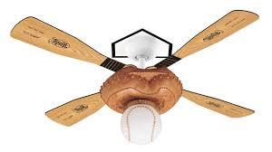 hunter baseball ceiling fan ceiling fan light kit monte carlo fans accessories the home for