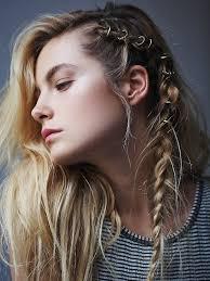 beaded hair rings inkspiration pinterest hair rings rings
