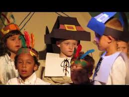 warren s 4 yr preschool thanksgiving program